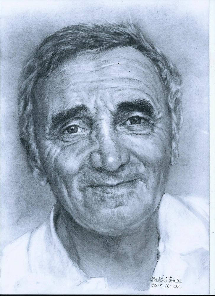 Charles Aznavour por bati